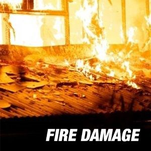 Fire Damage insurance attorney