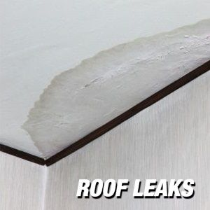Roof Leak Insurance Attorney